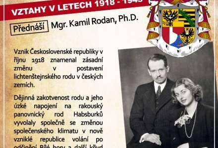 Československo-lichtenštejnské vztahy v letech 1918-1945