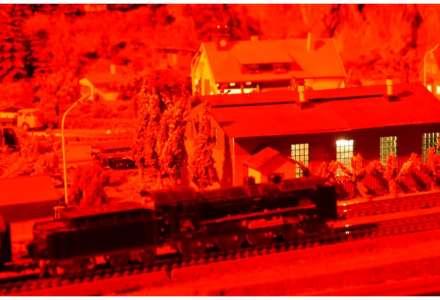 Pekelná železnice a křest knihy
